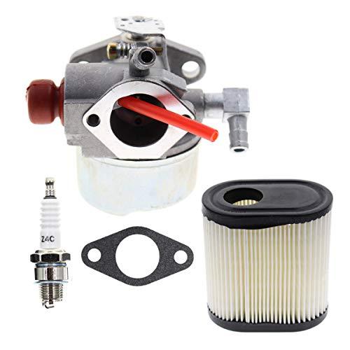 MOTOALL Carburetor for Toro Recycler Lawnmowers Tecumseh 6.25 6.5 6.75 HP Engines LV195EA LEV100 LEV105 LEV120 20016 20017 20018 640350 640303 640271