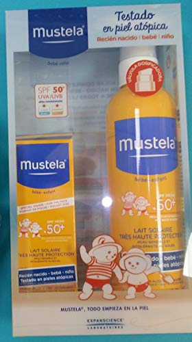 SOLAR MILK 300ML MUSTELA GESICHTSFORM +