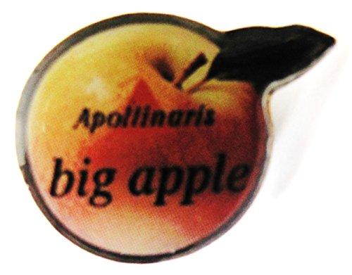 Apollinaris - Big Apple - Pin 16 x 12 mm
