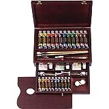 REMBRANDT レンブラント油絵具 ラグジュアリーボックス24色セット T0184-0002 410863