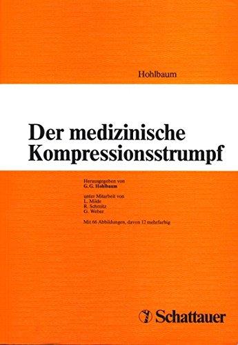 Der medizinische Kompressionsstrumpf