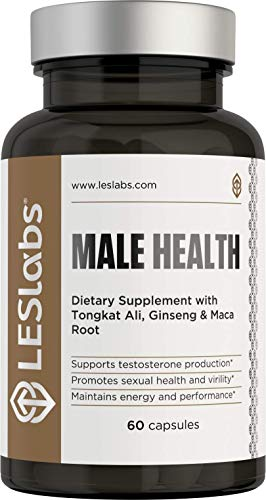 LES Labs Male Health, Testosterone …