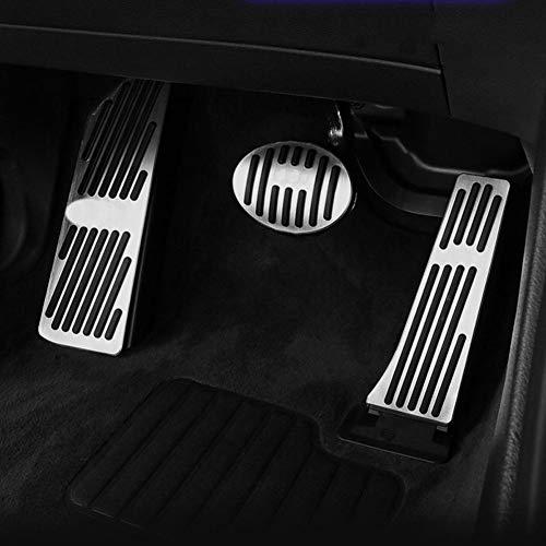 SFHJKD AT Pedali per Auto Acceleratore Poggiapiedi Pedali Pad Car Styling Accessori, per BMW F48 X1 F45 2 Series Active Tourer 2014-2020