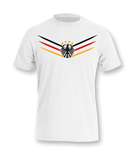 Luckja WM 2018 Deutschland Trikot M 02 Kinder T-Shirt