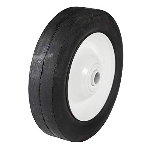 Stens 205-153 Lawn-Boy 678636 Steel Ball Bearing Wheel,Black