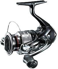 SHIMANO Catana 2500 FD, Carrete de Pesca Spinning con Freno Delantero, CAT2500FD