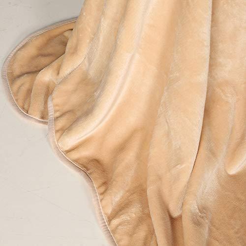 Dos Flor Brida Manta de Terciopelo Completo Poliéster Flannel Aire Acondicionado Aire Acondicionado Sala de Estar Dormitorio Cubra Manta Manta Rollo de paño (Size : 150 * 200)