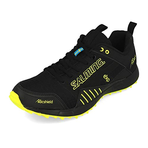 Salming Trail T4 Shoe Men Black Yellow 44