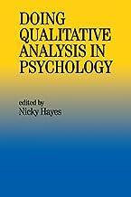 Doing Qualitative Analysis In Psychology (English Edition)