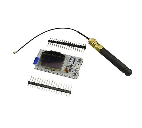 Aihasd 0,96 pouce OLED Affichage ESP32 Avec 868-915MHz Antenne WIFI Bluetooth Lora carte de développement Émetteur-récepteur SX1276 IOT Pour Arduino