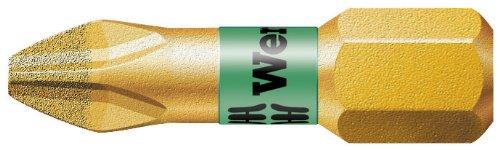 Wera 4000829570 - Punta de destornilladores PH3: Amazon.es: Bricolaje y herramientas