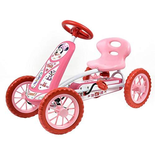 Hauck Kart a Pedales Minnie Turbo 10