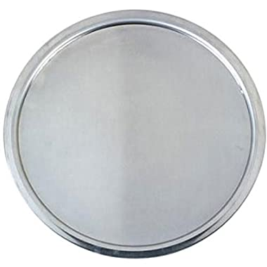 American Metalcraft TP16 TP Series 18-Gauge Aluminum Standard Weight Wide Rim Pizza Pan, 16-Inch