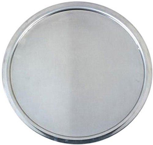 American Metalcraft TP16 TP Series 18-Gauge Aluminum Standard Weight Wide Rim Pizza Pan, 16-Inch, Silver