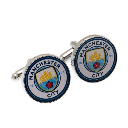 Manchester City F.C. Boutons de manchette