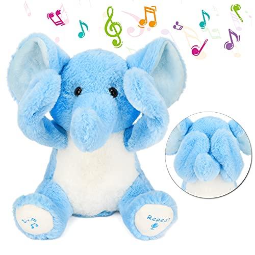 Hopearl Peek A Boo Elephant Interac…