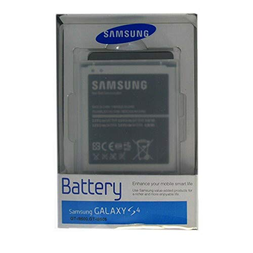 Batería de reemplazo Original de Samsung Compatible con Samsung GT-i9505 Galaxy S4 GT i9505 i9505 GT9505 Embalaje a Granel sin Estuche