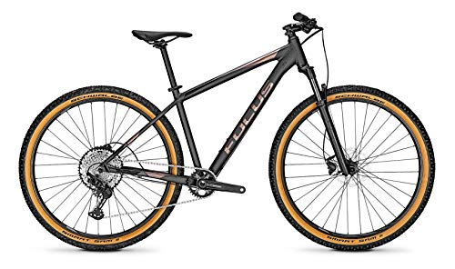 Focus Whistler 3.9 29R Sport Mountain Bike 2020 (L/48cm, Diamond Black)