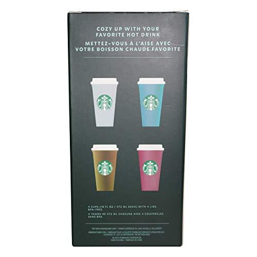 Starbucks Reusable Hot Cups