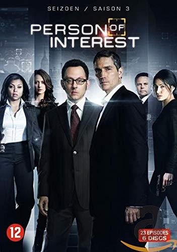 Person Of Interest Saison 3 (6 Dvd) [Edizione: Francia]