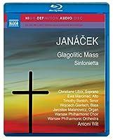 Glagolitic Mass/Sinfonietta