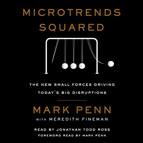 Microtrends Squared audiobook cover art