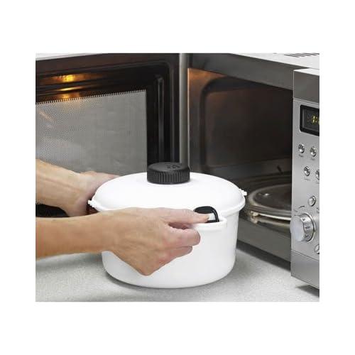 MicroMaster Autocuiseur 2,85 l pour micro-ondes cuit à la vapeur de pression