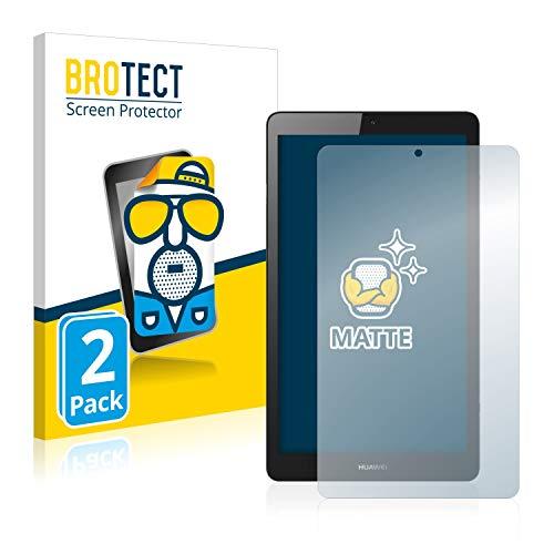 BROTECT 2X Entspiegelungs-Schutzfolie kompatibel mit Huawei MediaPad T3 7.0 WiFi Bildschirmschutz-Folie Matt, Anti-Reflex, Anti-Fingerprint
