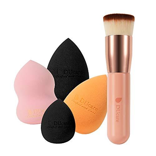 Esponjas de maquillaje con brocha de DUcare