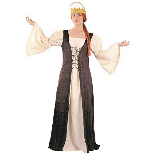 Fiesta y Carnaval S.L. Disfraz Reina Urraca para Mujer L