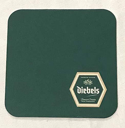 Diebels Alt Bierdeckel Unterlage Pappdeckel Untersetzer Bierfilz - 20 stück