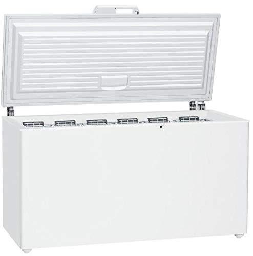 Liebherr GTP 4656 Premium A+++ Gefriertruhe, weiß, 165 cm breit, StopFrost