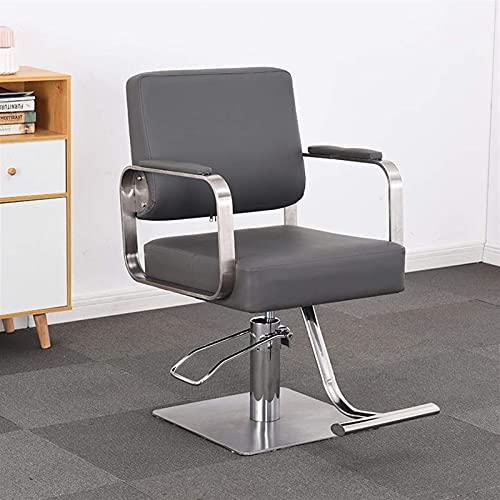 Sillas de peluquería para peluquero, sillón de tatuaje Sil