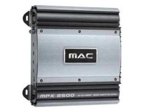 Mac Audio MPX 2500 - 2-Kanal Car Hifi Verstärker