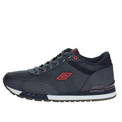 Umbro RFP38006S-NAV Niedrige Sneakers Herren Blau 40