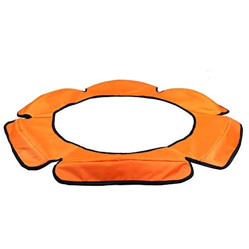 Trampoline Covered Safety Jump Pad for B087N5NPXR