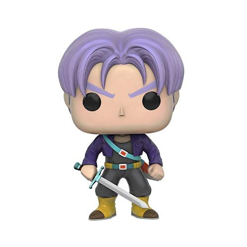 Funko Pop Dragon Ball Z: Trunks Dragonball Figura de Vinilo, Multicolor (7425)