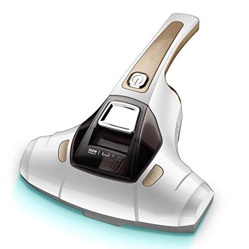 GYW-YW Anti-ácaros UV aspiradora, succiones potentes y de filtración HEPA, Limpieza eficiente de los ácaros en colchones, sofá y alfombras-Golden (Color: de Oro)