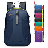 Sinotron Lightweight Packable Backpack,Small Foldable Hiking Backpack Day Pack for Travel Camping...