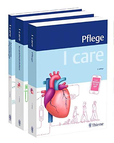 I care LernPaket: Pflege; Anatomie Physiologie; Krankheitslehre