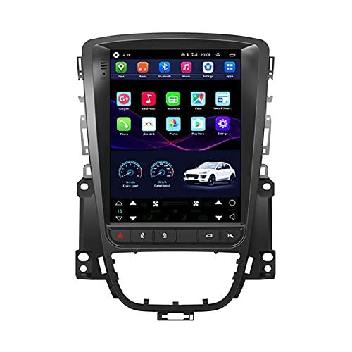 Android 10.0 Autoradio Slim Host Compatibile con Buick Excelle 2009-2015/Opel Astra J 2012-2015 Navigazione GPS Touchscreen da 9,7 Pollici Lettore multimediale Radio Ricevitore Video 4G WiFi