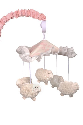 Cotton Tale Designs Musical Mobile, Heaven Sent Girl