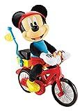 La Casa De Mickey Mouse - Mickey y su Bici Loca (Mattel DKJ96)