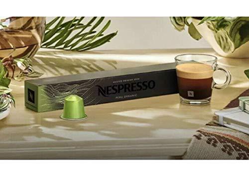 50 Kapseln Nespresso Peru Bio Organic - Limited - Master Origins (altes System)