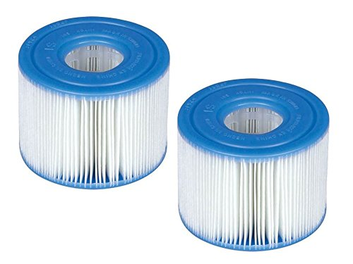 6 x Twin Pack Intex Type S1 Filter Cartridge for Purespas by Intex