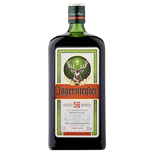 Jagermeister Herbal Liqueur, 1L