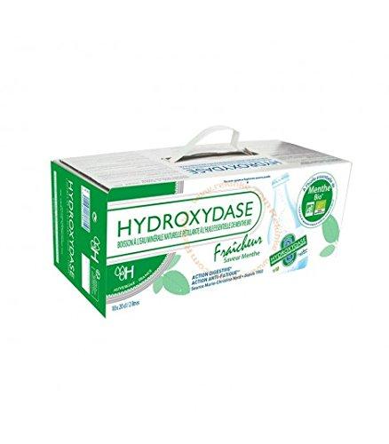 Hydroxydase - Coffret hydroxydase menthe x10 bouteilles