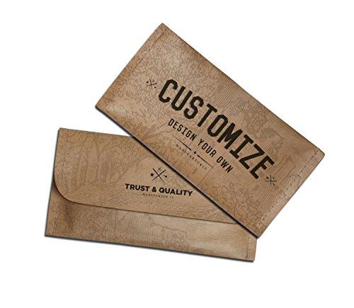 Tabaktasche selbst designen mit Wunschtext oder Name! Selbst eigene Tabak Tasche gestalten! Manufaktur13