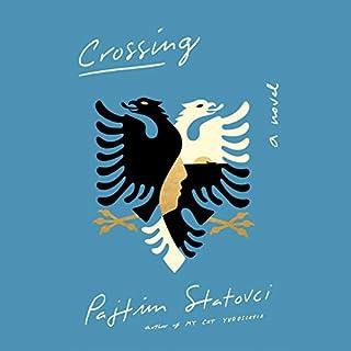 Crossing audiobook cover art
