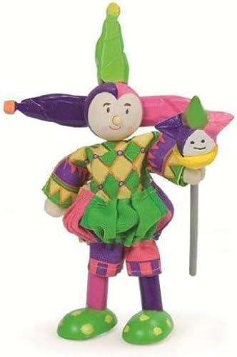 Budkins Jester Figure by Budkins